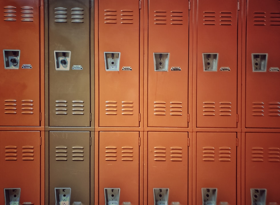 szafki szkolne skrytkowe
